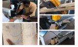베니어 수직 Stitcher 바느질 기계/베니어 편평한 Seamer 목공 기계