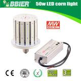 Bombilla E26 E27 E39 E40 50 la calle vatios de luz LED de maíz