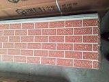 Panneau sandwich mousse de polyuréthane de décoration et de l'isolement Panneau mural