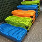 Base plástica del cuarto de niños de los muebles del dormitorio del jardín de la infancia de la base de los niños del jardín de la infancia
