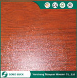 Com ou sem a presença de Melamina E1 Grau de partículas e de mobiliário ou construção 12-25mm
