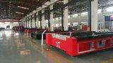Les ventes entretiennent la machine de découpage fournie de laser de fibre