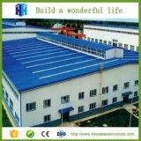 Vorfabriziertes Stahlkonstruktion-Gebäude galvanisierte strukturelle Lager-Stahllösung
