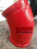 Pm e Schwing cheResistono al tubo della pompa per calcestruzzo ed ai pezzi di ricambio