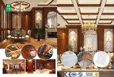 Горячее надувательство 2017 для крытой декоративной панели и потолка стены PVC WPC