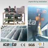 3ton/24h Containerized Newest Design Energie-Einsparung Block Ice Machine für Ice Factory in Afrika