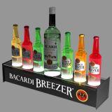 Étagère d'affichage acrylique acrylique acrylique pour bouteilles, afficheur d'affichage POS