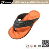 L'arancio casuale di cadute di vibrazione degli uomini comodi calza 20246
