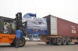 Пустотелый кирпич машины давления бетонной плиты Qt6-15 Германии делая машину