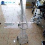 Karretje van de Cilinder van de Kar van de Fles van de Cilinder van de Zuurstof van het Staal van China het Medische 50L