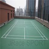 Le caoutchouc Sipu Résistance UV court de badminton