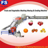 Niveladora que se lava de Apple de la fruta superventas