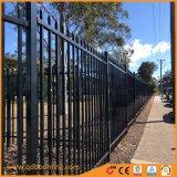 Алюминиевые металлические ограждения панели и ворота