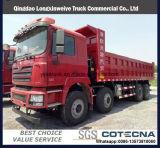 ShacmanのトラックのトラクターのトラックのShacmanのダンプトラック