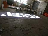 Напольной внешний водоустойчивой письмо канала знака логоса СИД тавра светлой электронной миниой акриловой изготовленное сталью