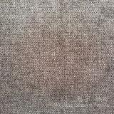 Tissu 100% de velours de point de congélation de polyester pour le textile à la maison