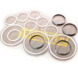 Anello di ceramica dell'alta di resistenza Zro2 allumina di corrosione