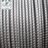 Jauge d'électrode en acier doux 12 10 8 baguette de soudure d'armature en acier