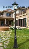 装飾的なデザインのDismountable 20watt庭ライト