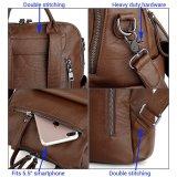 Het dubbele Gebruik Dame Handbag en Hete de Stijlen van de Manier van de Rugzak verkoopt Zak (WDL0263)