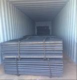오스트레일리아 까만 가연 광물 강철 Y Post/1650mm 별 말뚝 또는 강철 담 포스트