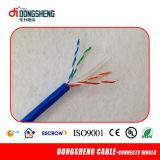 CAT6 UTP Netz-Kabel der Kategorien-6 mit Ce/ETL/RoHS/ISO9001