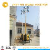 La industria móvil de la torre de iluminación portátil Torre de Luz de emergencia para la construcción