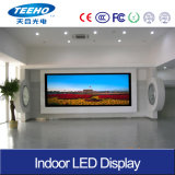 Color pieno Indoor Aluminum Cabinet P4 LED Display Screen per Advertizing