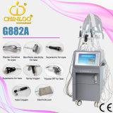 G882A het witten van de GezichtsInjectie van de Zuurstof van het Foton van het Lichaam Multi-Polar Bio voor de Verjonging van de Huid