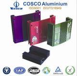 OEM die de Bijlage van de Elektronika van het Aluminium voor de Versterker van de Macht machinaal bewerkt