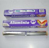 Fabrik, die verschiedene Serien-Aluminiumfolie-Rolle herstellt