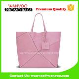Signora di cuoio Handbag dell'unità di elaborazione di nuovo colore rosa della caramella con il piccolo raccoglitore