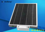 IP65 het infrarode Licht van de Tuin van de Sensor van de Motie Zonne met Controlemechanisme MPPT