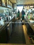 Stuoia di gomma Anti-Fatigue della gomma della cucina della stuoia della stuoia di gomma antiscorrimento