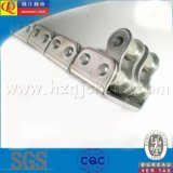 08b-U2 Acero Inoxidable Corto Pitch Roller Chain