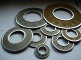 Rostfreie Stahl Balck /Brass gesponnene Maschendraht-Kreisring-Formular-Filter-Platten