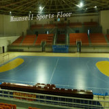 China Facroty Pavimentos desportivos de PVC de venda para o basquetebol / Tribunal de handebol