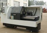 큰 선반을 기계로 가공하는 Ck6150-1500 편평한 침대 큰 스핀들 더 긴 길이