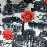 Nouveau design-2 : polyester Tissu d'impression, transfert de chaleur, utilisé pour les vêtements et textiles d'accueil