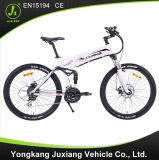 E-vélo de montagne de pliage