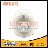 Tapa inalámbrico Msha 5.8ah lámpara, LED recargable Lámpara Minera Ce