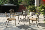 현대 왕 방수 주조 알루미늄 옥외 정원 가구