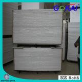 Panneau blanc de mousse de PVC de couleur des prix bon marché