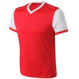 工場卸し売り昇華はトレーニングのためのジャージーのサッカーのワイシャツを遊ばす