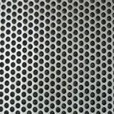 Modèle en acier inoxydable en métal brillant Tôle perforée