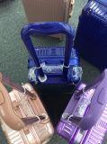 Bagagli ibridi del PC del carrello del fornitore della Cina dei bagagli di corsa delle rotelle di alluminio del sacchetto 4