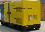 250kVA 200kw Gabinete silencioso generador Cummins Diesel insonorizado 6ltaa8.9 Canopy-G2