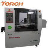 Torch SMT máquina de solda da onda de teor de PCB