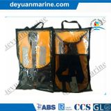 150n manueller und automatischer aufblasbarer Schwimmweste-Cer-Zustimmungsolas-Standard mit guter Qualität