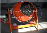 Miscelatore di cemento diesel della benzina elettrica portatile CMH320 (CMH50-CMH800)